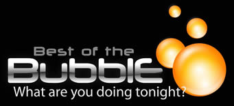best of the bubble logo
